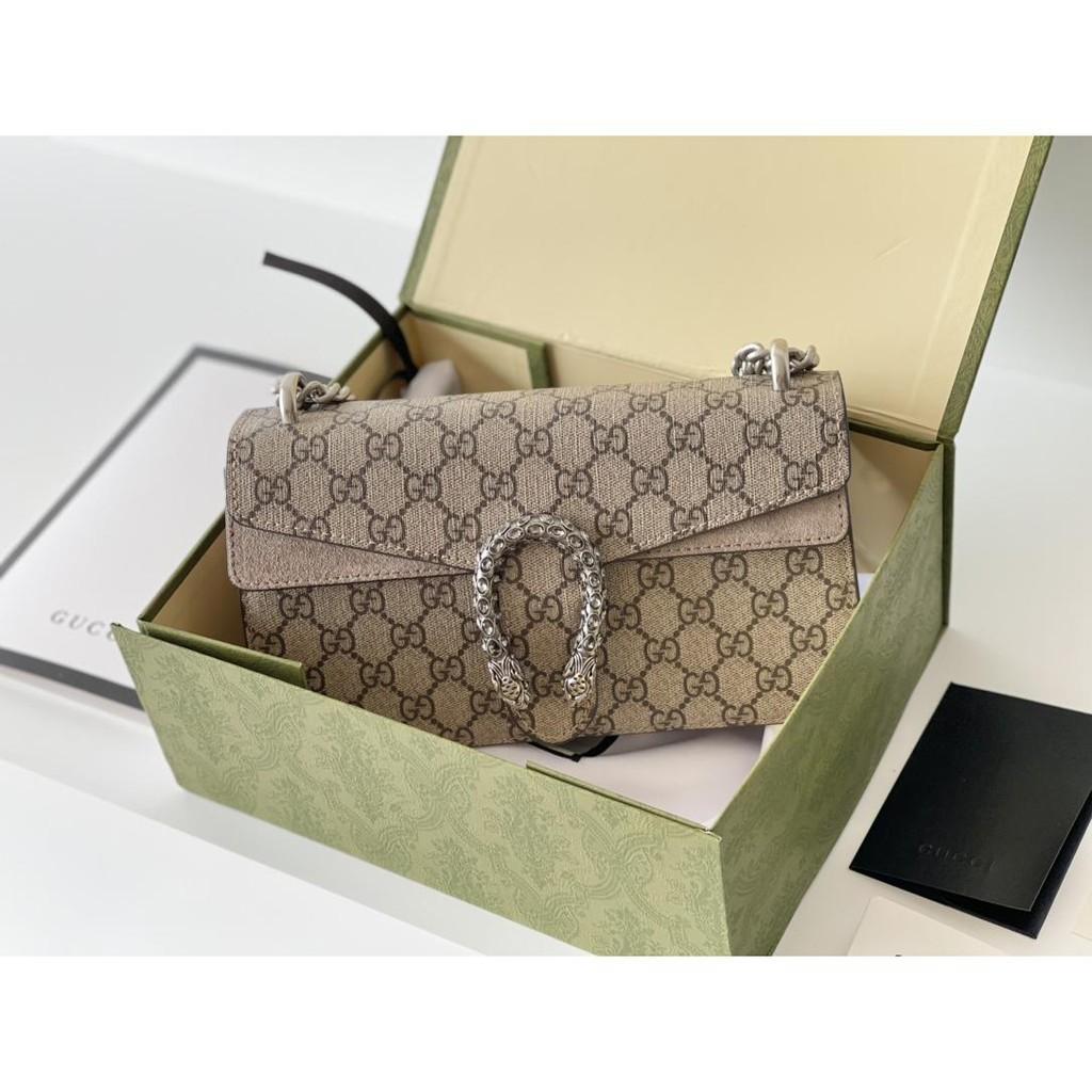 Gucci handbags classic Dionysus chain bag shoulder messenger bag