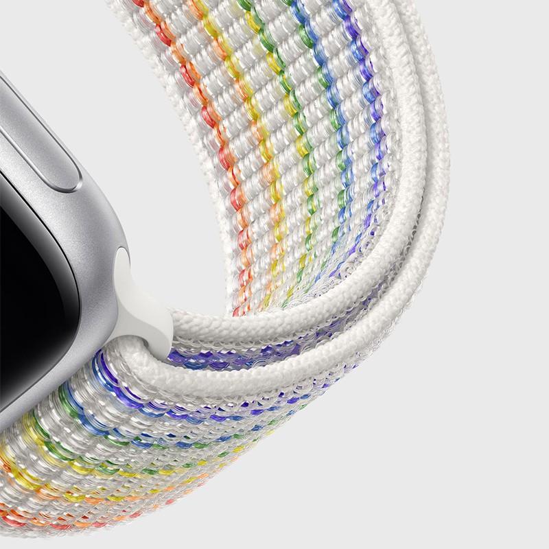 สายนาฬิกาข้อมือ สำหรับ Apple Watch Band 6 SE 5 4 3 2 1 ขนาด 44 มม 40 มม 42 มม 38 มม สาย applewatch