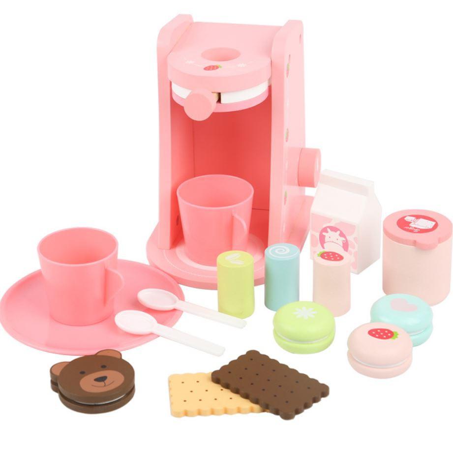 BPNP เครื่องทำกาแฟเด็ก พร้อมขนม