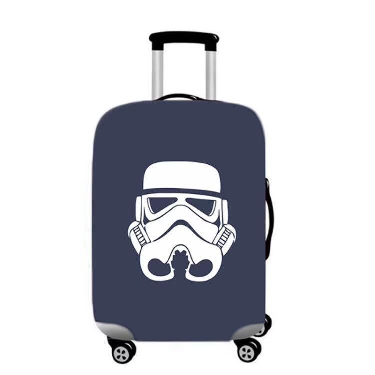 【โค้ด GIFT30 ลด 30% 】ผ้าคลุมกระเป๋าเดินทางลาย Star Wars กันน้ำ