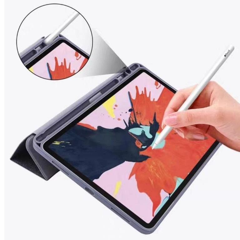 iPad Pro 12.9(2017) เคสฝาพับ มีข่องใส่ปากกาApple Pencil แบรนด์ G-Caseแท้ Ca2H vPDf
