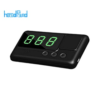 Universal Gps Heads Up Display Car Gps Speedometer Digital Speed Projector  Windshield Projection Wit