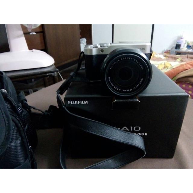 กล้อง Fuji XA-10 มือสอง ประกันเหลือ 5 เดือน