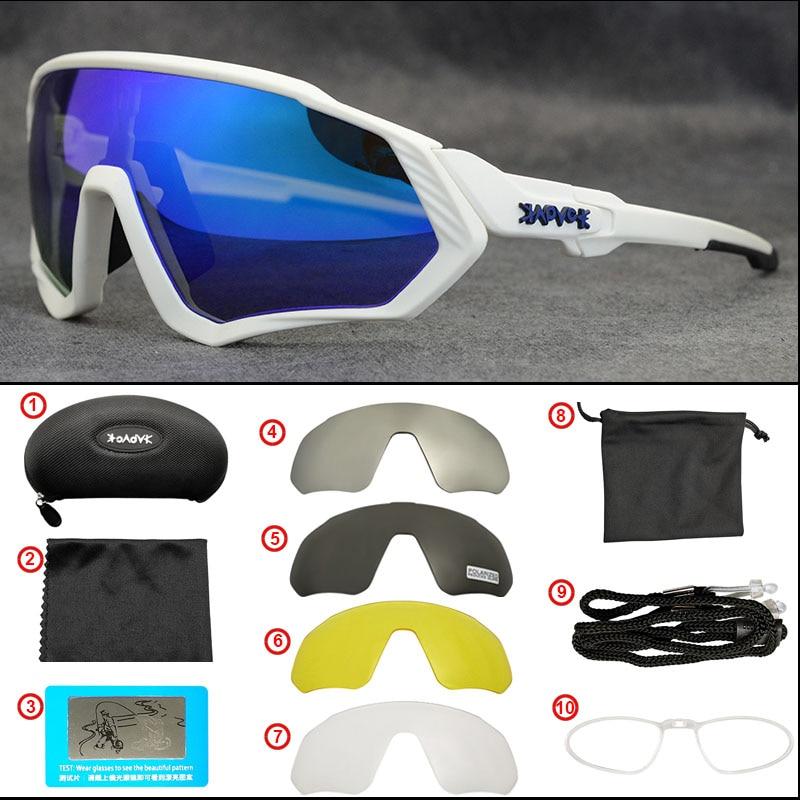 Photochromic Bicycle Bike Sunglasses TR90 Peter Polarized Gafas Ciclismo UV400 MTB Cycling Glasses Eyewear Sunglasses