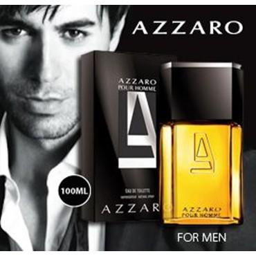 น้ำหอม Azzaro Pour Homme EDT 100ml. กล่องซีล ของแท้ 100%