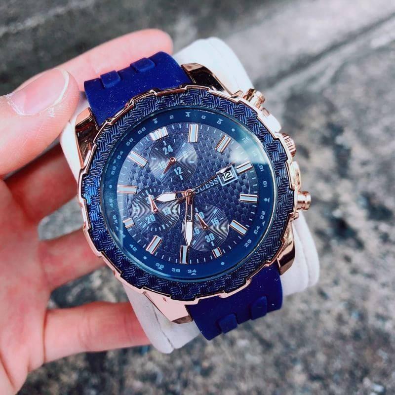นาฬิกา Guess - Guess Watch นาฬิกาข้อมือผู้หญิง งานแฟชั่น by W12Shop มีชำระเงินปลายทาง