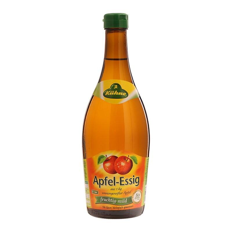 Kuhne Apple Cider Vinegar 750ml. Kuhne Apple Cider Vinegar 750ml.