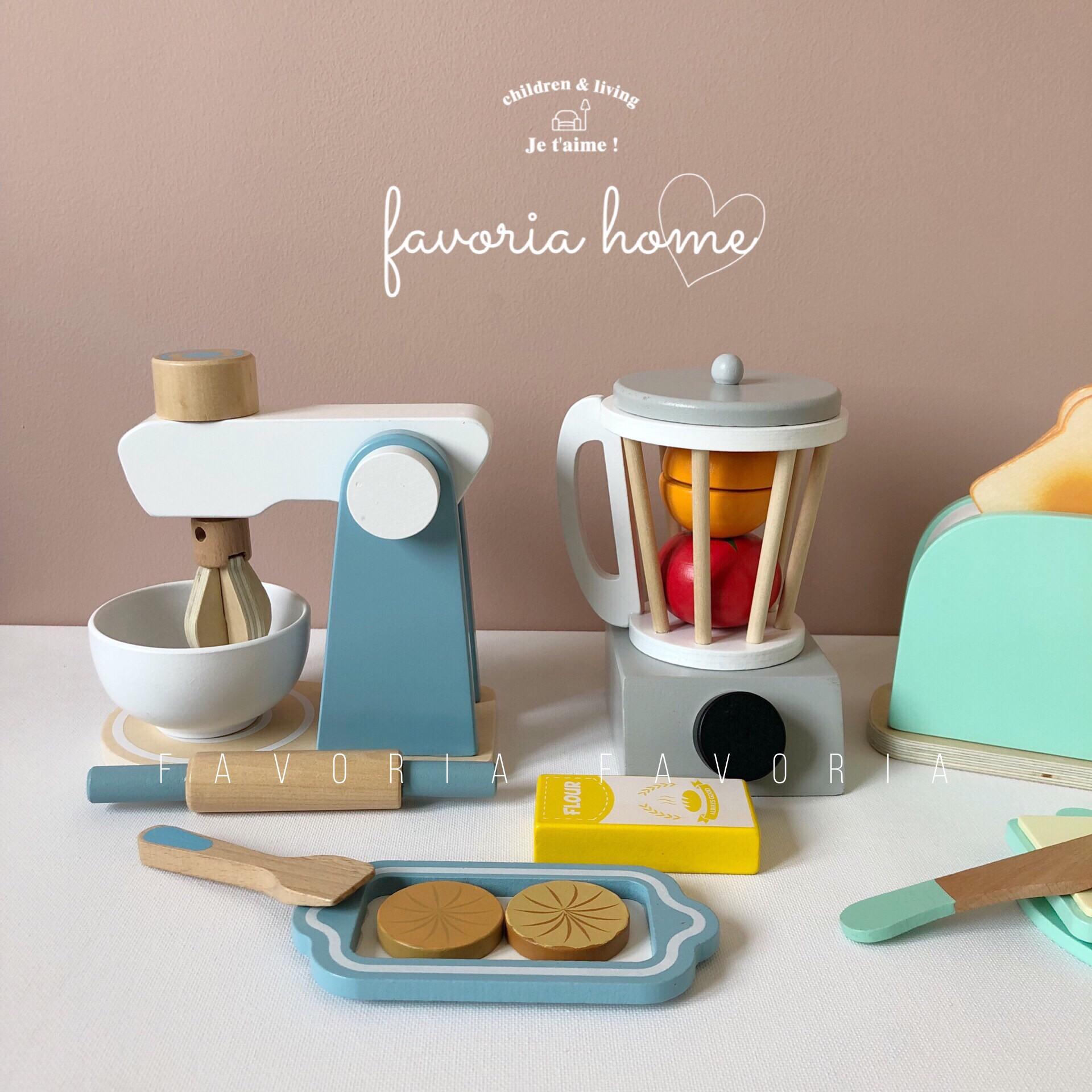 ℃ㇽเครื่องชงกาแฟสดเครื่องชงกาแฟแคปซูลที่ชื่นชอบเกาหลี ins มินิเครื่องทำขนมปังเครื่องชงกาแฟจำลองไม้ของเล่นห้องครัวขนาดเล็ก