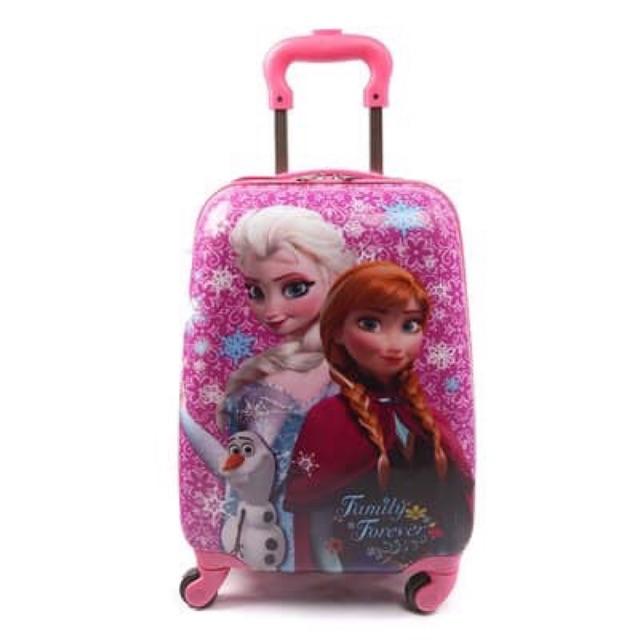 กระเป๋าเดินทาง ขนาด 18 นิ้ว 4 ล้อ