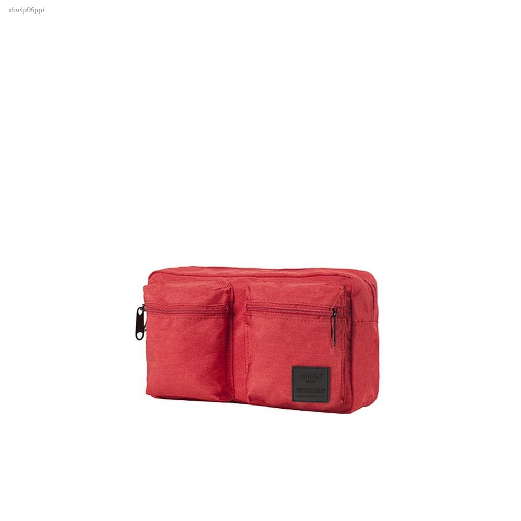 Lowest price❈♟✑anello กระเป๋าคาดเอว Ordinary Body Bag PL OS-N034