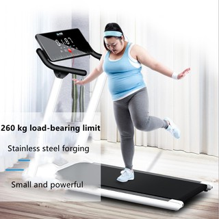New type of home treadmill, small fitness equipment, mini folding electric treadmill, fitness equipment