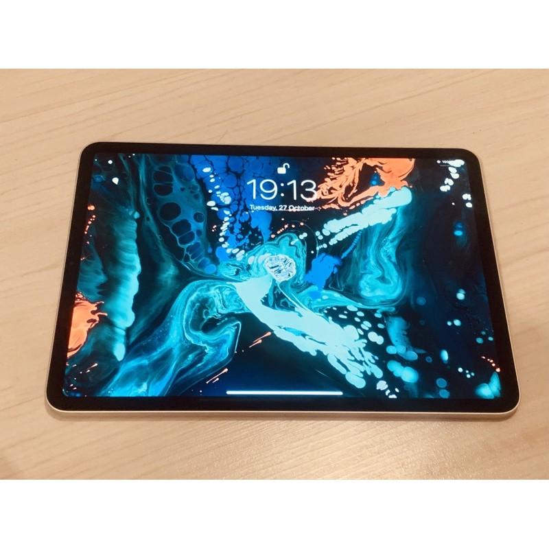 "Ipad Pro 2018 11"" เครื่องศูนย์ไทย - wifi 64GB สี silver(มือสอง)"