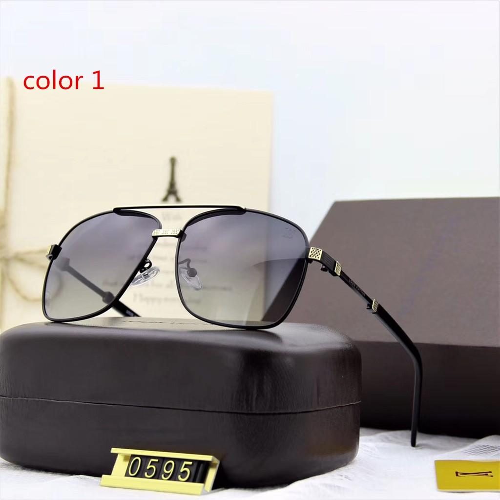 แว่นตากันแดดสำหรับผู้ชาย Louis Vu
