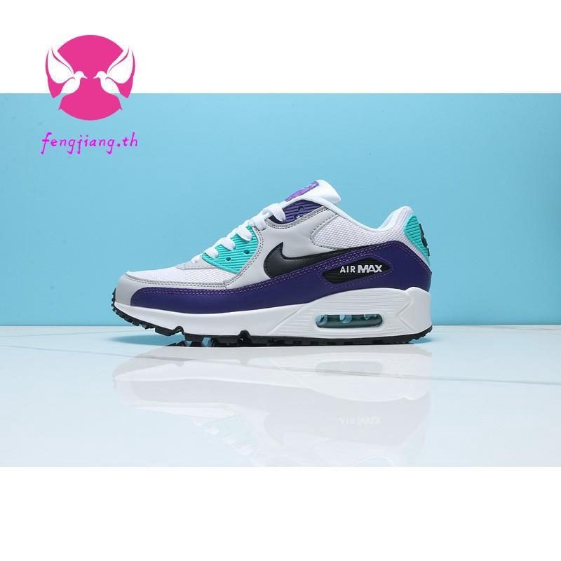 Nike AIR MAX 90 รองเท้าผ้าใบสำหรับผู้ชายผู้หญิง aj1285-103