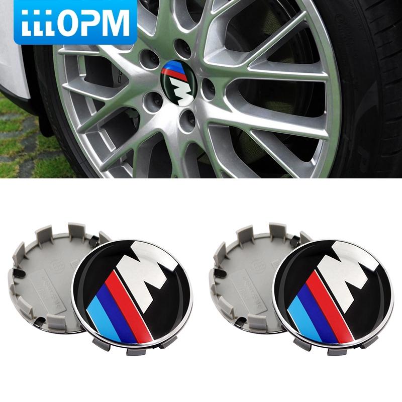 4Pcs 56.5 Mm New High Quality BadgeRim Wheel Hub Hubcap Professional Diameter Center Cap Badge Wheel Sticker Stickers for BMW F30 F20 F10 F15 F13 M3 M5 M6 X1 X3 X5 X6 320I 116I 118I 328I 530I Car Accessories