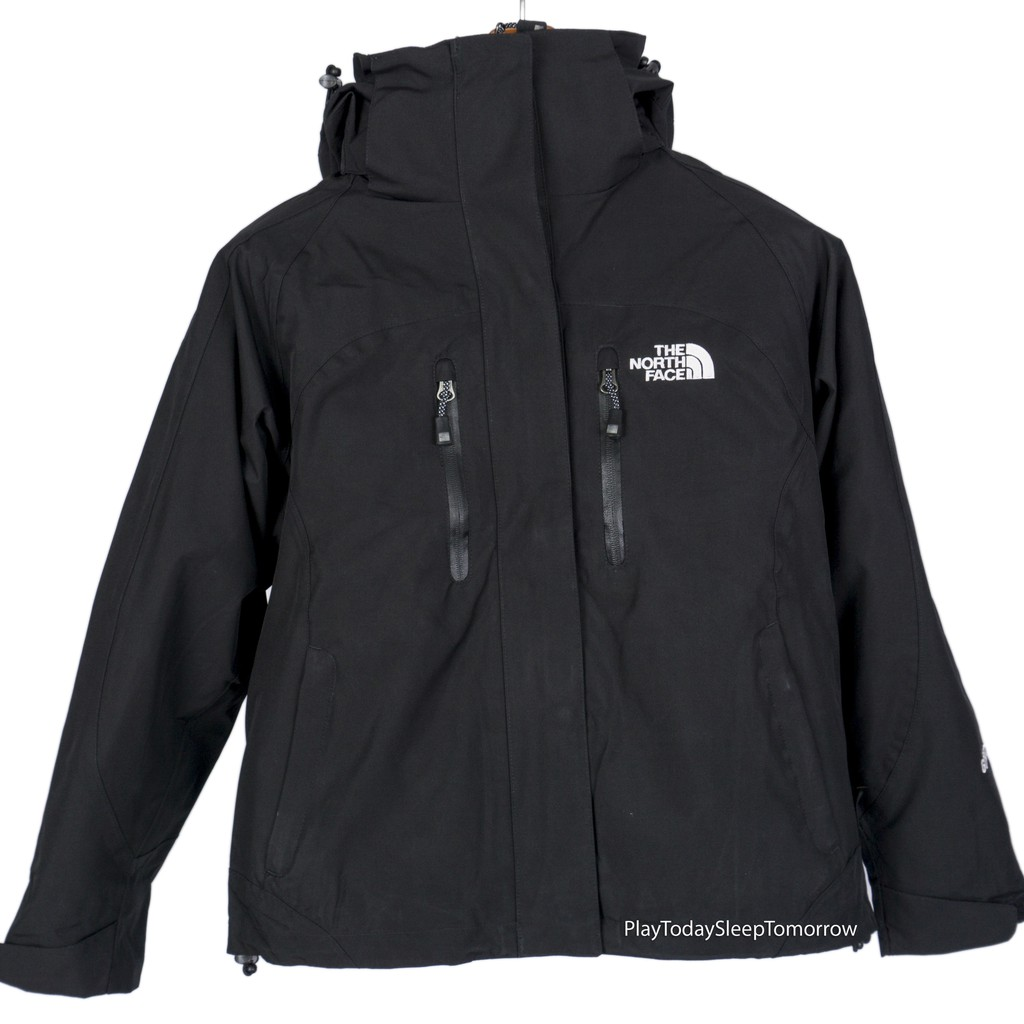 The North Face Gore Tex 3 in 1 สำหรับผู้หญิง #THE NORTH FACE SUMMIT 3 IN 1 ต
