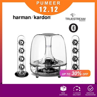 【in stock in Bangkok】Harman Kardon SoundSticks 3 Wireless Wireless Speaker System ลำโพง series 3