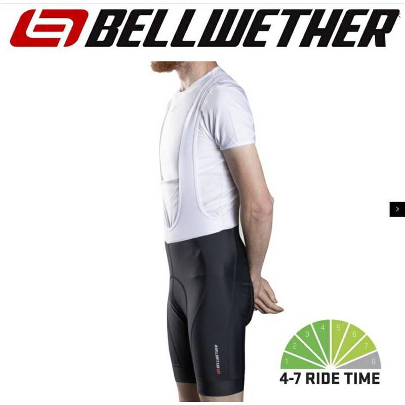 Bellwether Endurance Gel Bib Short