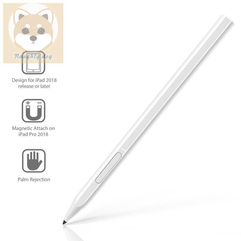 ปากกาทัชสกรีน❈☃Anti-Mistouch ApplePencil iPad capacitive stylus IPAD20182019PRO / AIR MINI