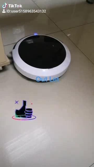 outlet รุ่นE009 หุ่นยนต์ดูดฝุ่น-ถูพื้นอัตโนมัติ-สะดวกใช่งา