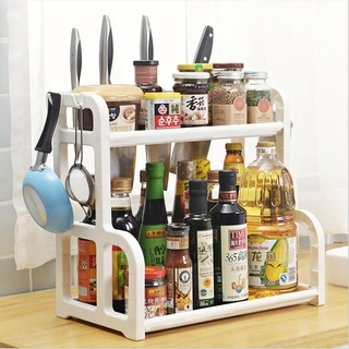 Lightweight Kitchenware Bottle Holder Plastic Condiment Holder Easy To Assemble