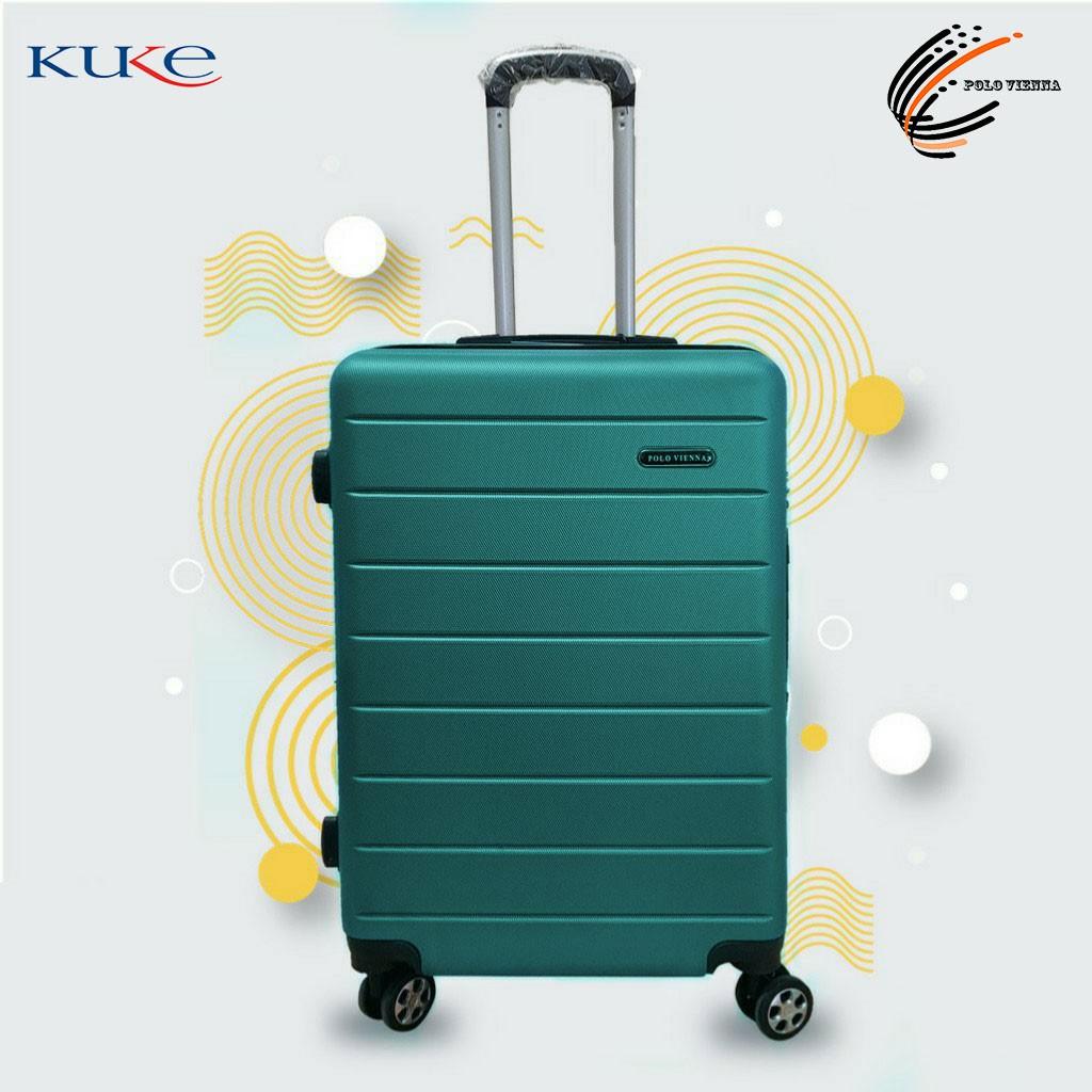 [KUKE] กระเป๋าเดินทาง Polo Vienna รุ่น 001 24 นิ้ว ABS Fibe / Koper กระเป๋าเดินทาง / Koper / กระเป๋าเดินทาง