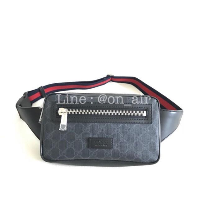 gucci belt bag soft supreme สุดฮิต ต้นฉบับ 100%