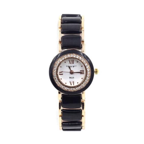 Sevenlight นาฬิกาข้อมือผู้หญิง (คละสี)  - WP8151 (White/ Rose Gold)