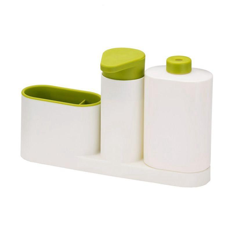 เซ็ตปั๊มกดสำหรับใส่น้ำยาทำความสะอาด