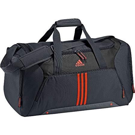 กระเป๋าสะพายข้าง/กระเป๋าเดินทาง ADIDAS (ขนาด S) รุ่น 3S ESS TBS (G68723) NIGHTSHAD/HIRESRED ของแท้