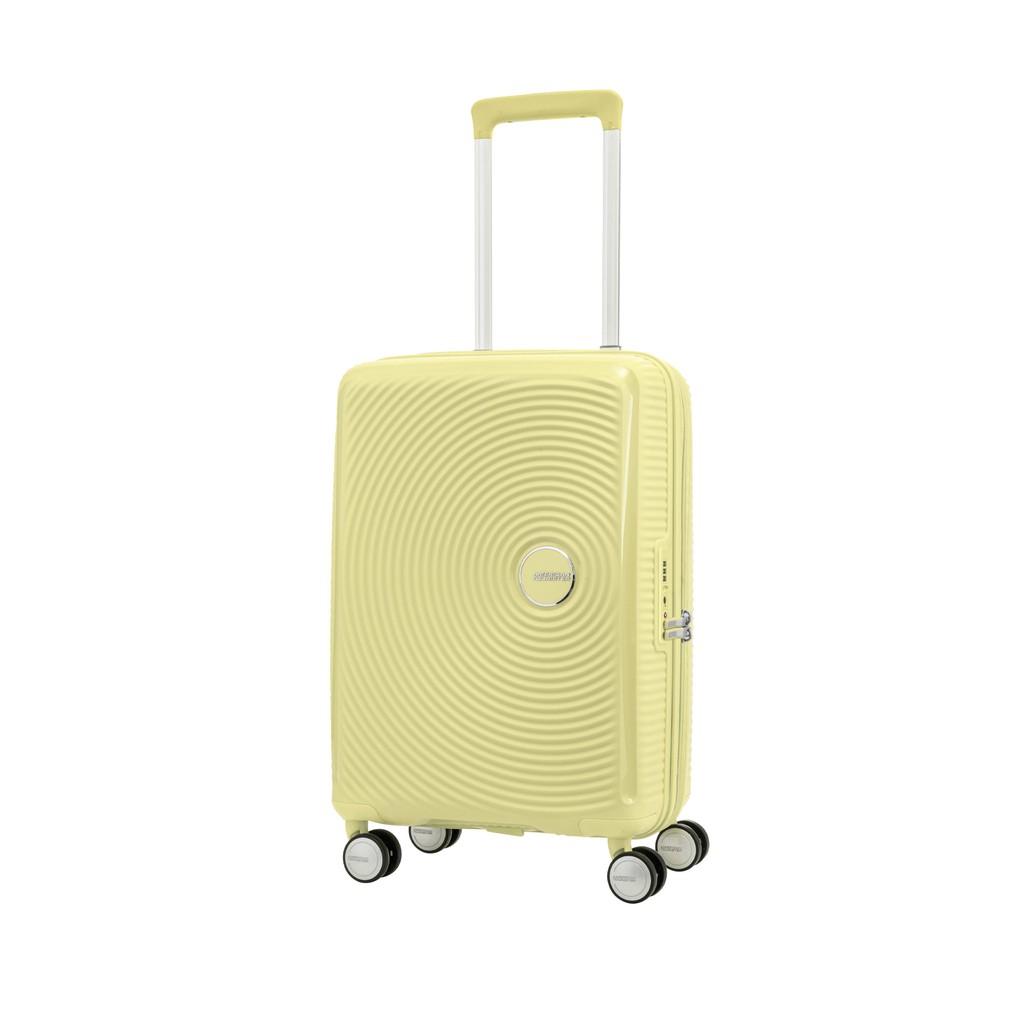AMERICAN TOURISTER กระเป๋าเดินทางล้อลาก (20นิ้ว) รุ่นCURIO SPINNER 55/20 EXP TSA