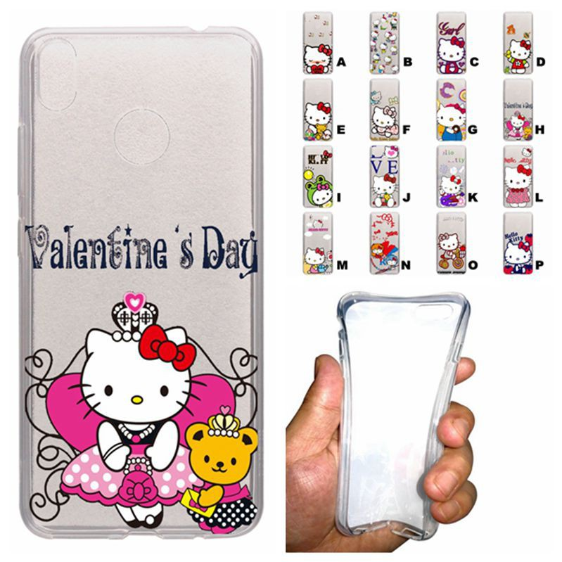 Find Price For Infinix Hot S3 X573 Hello Kitty-16 Soft Silicon Case