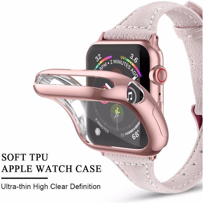 เคสนาฬิกาข้อมือ Apple Watch Series 5 4 3 2 1 Band Case 42 มม . 38 มม . 40 มม . 44 มม .