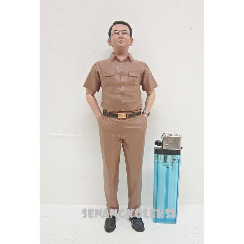 โมเดลตุ๊กตา Ahok Figure ขนาด 18 ซม.