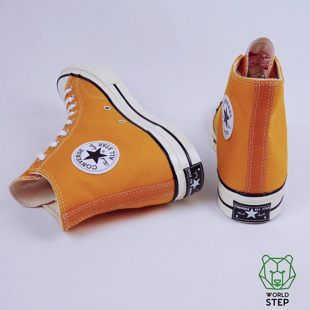 Converse All Star 70'Hi Yellow