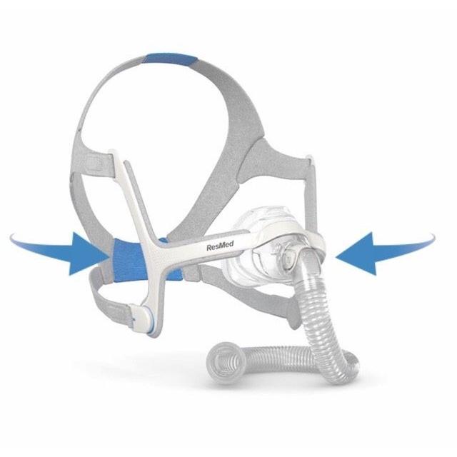 MIX_ SHOP  ของเบ็ดเตล็ด Resmed AirFit N20 CPAP mask หน้ากากซีแพพ Airfit N20 พร้อมส่ง!!! ของใช้ในบ้าน