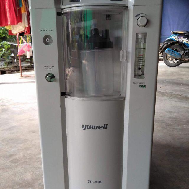 เครื่องผลิตออกซิเจน.