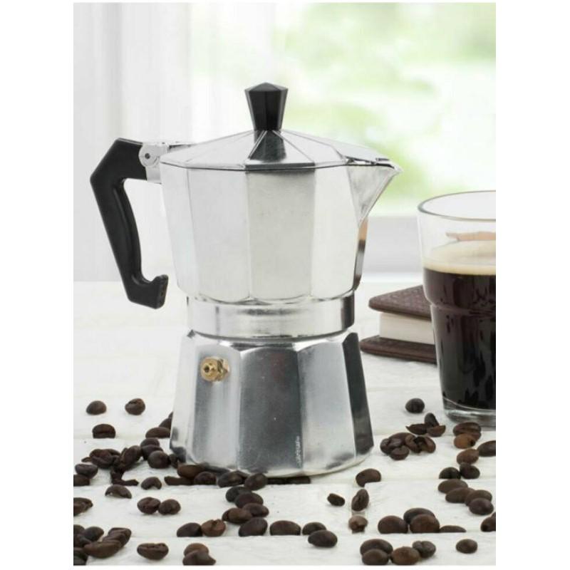 กาต้มกาแฟสดเครื่องชงกาแฟสด แบบปิคนิคพกพา ใช้ทำกาแฟสดทานได้ทุกที