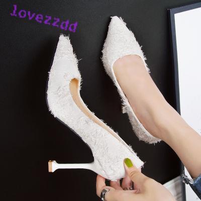 รองเท้าส้นสูง❤️รองเท้าผู้หญิง💖รองเท้าคัชชู💖รองเท้าส้นแก้ว💖รองเท้าคัทชูผู้หญิงรองเท้าส้นสูง✨ รองเท้าส้นสูงแฟชั่นใหม่ ร