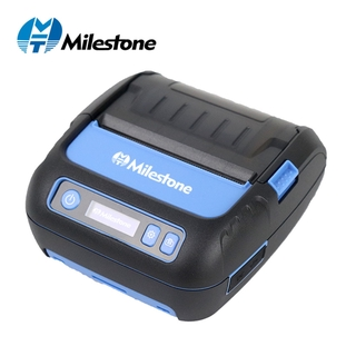 please COD Milestone MHT-P80F Thermal Receipt Printer Label Maker 2 in 1 POS Printer 80mm Bluetooth Android/iOS/Windows
