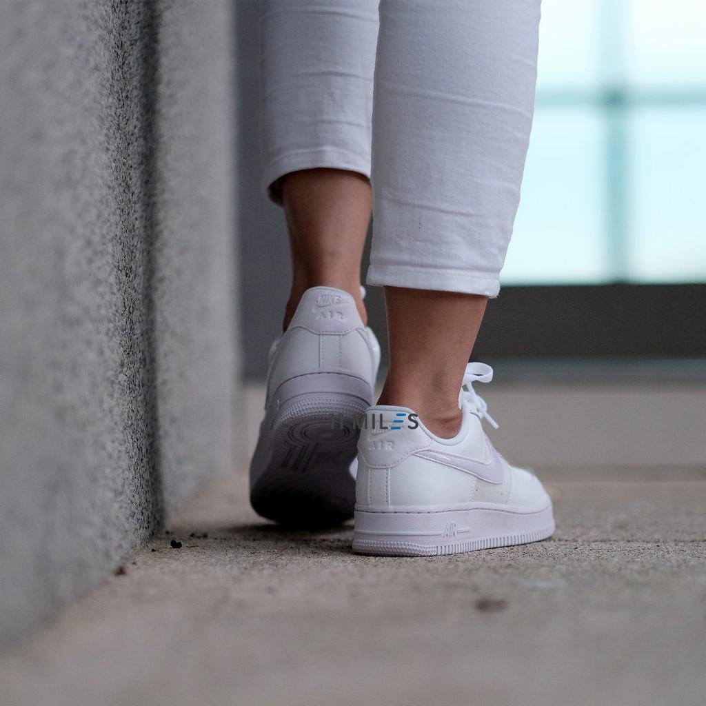 Hot  ของแท้ !!!! พร้อมส่ง รองเท้าผ้าใบ Nike Air Force 1 '07