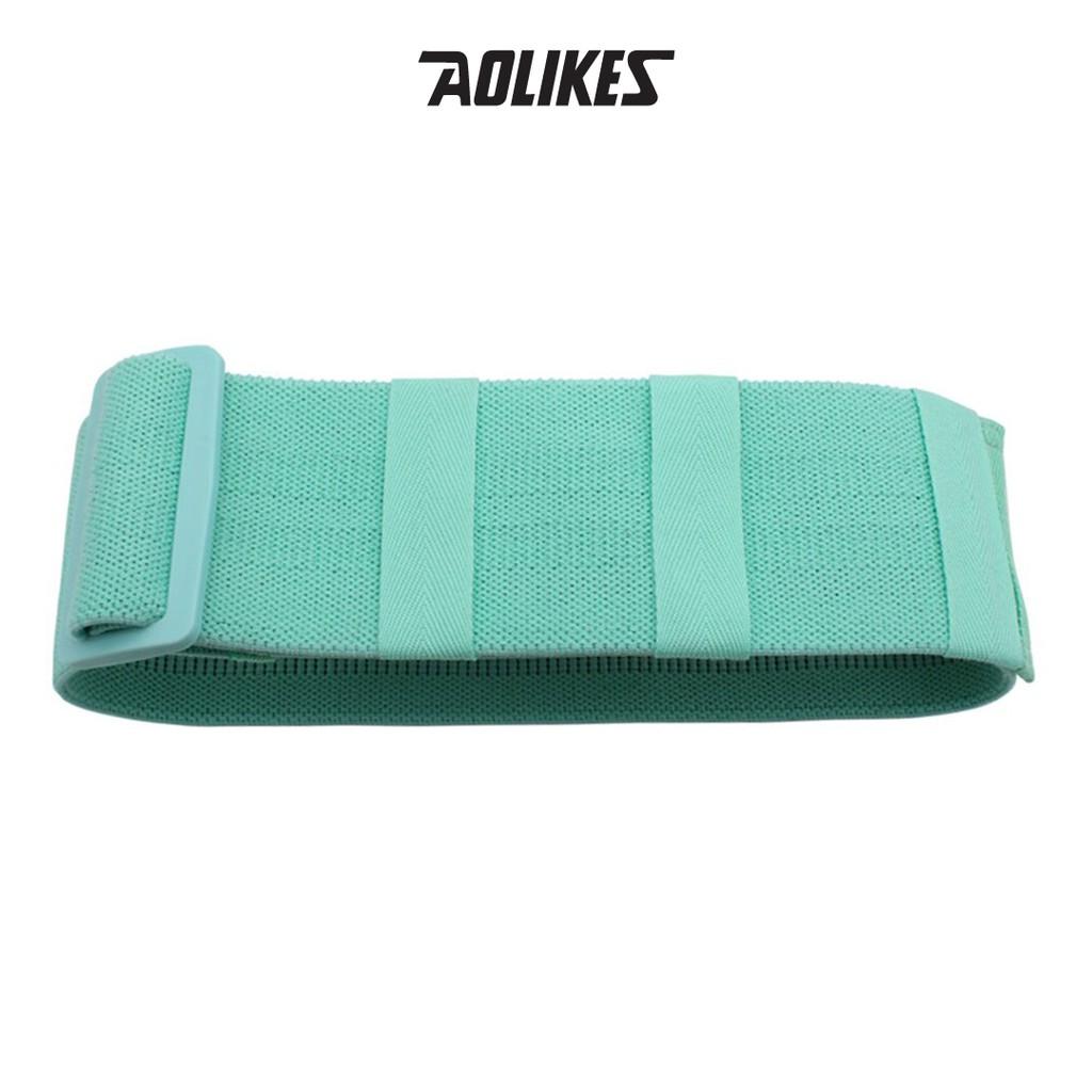 Aolikes 3606 ยางยืดออกกําลังกาย - สีเขียว
