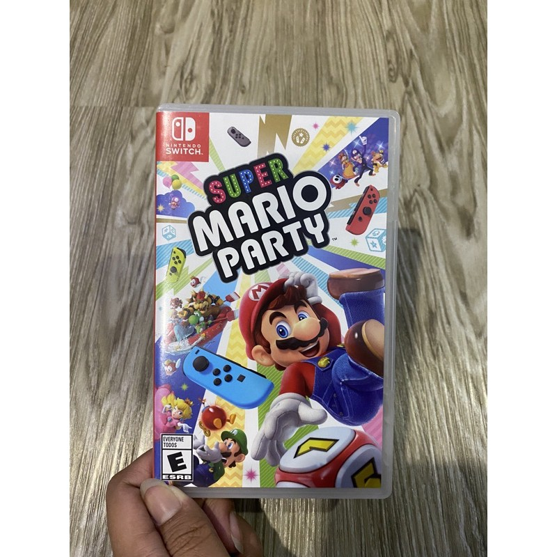 Nintendo Switch Super Mario Party มือสอง
