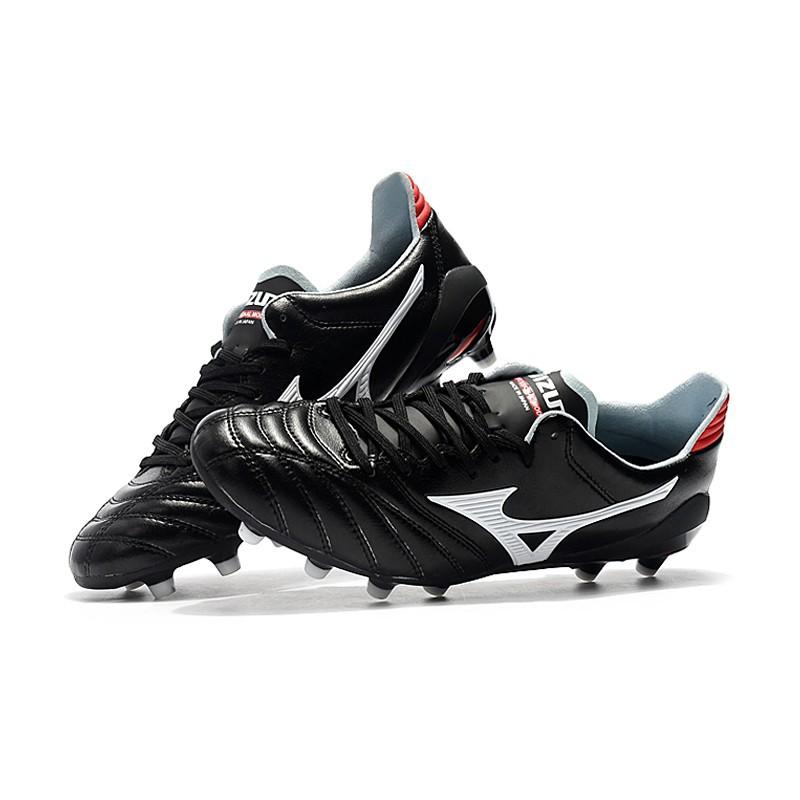 Mizuno Morelia Neo Ii Fg รองเท้าฟุตบอล Turf Cleatsut Bola Sepak