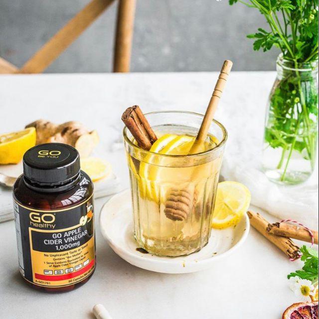 Go healthy Apple Cider Vinegar