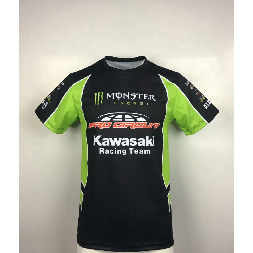 Kawasaki with Sleeve T-Shirt