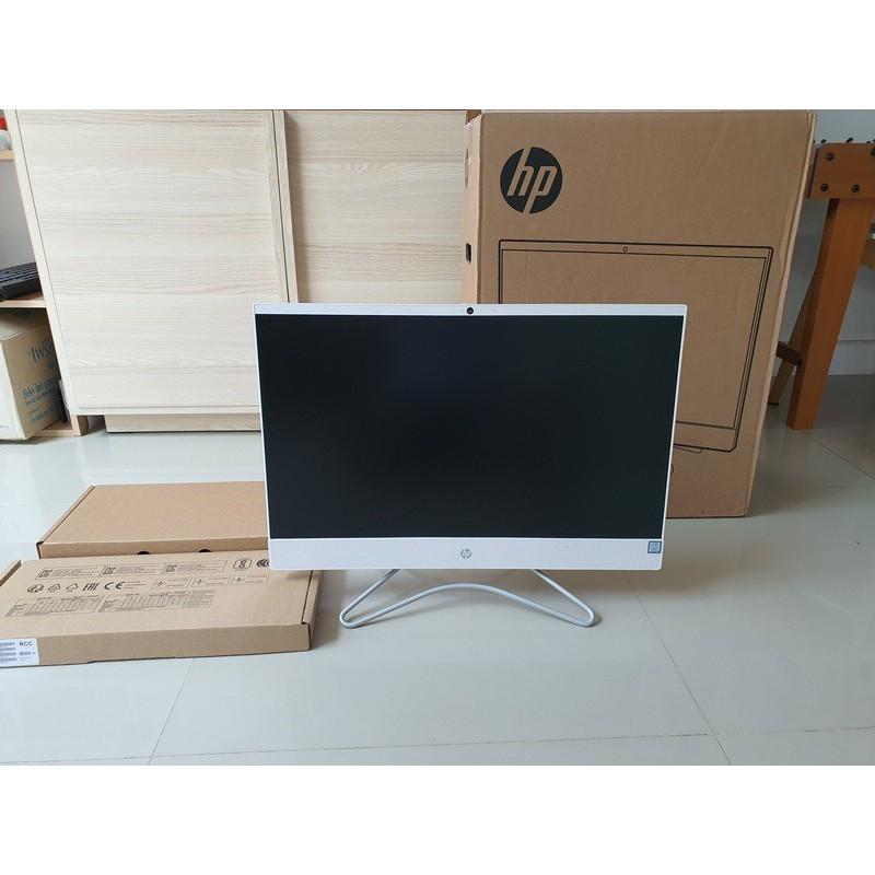 HP AIO PC 24-F0151D จอใหญ่ตัวจบ มี SSD+HDD เครื่องใหม่  มาพร้อมวินโดว์แท้และประกันศูนย์ออนไซต์