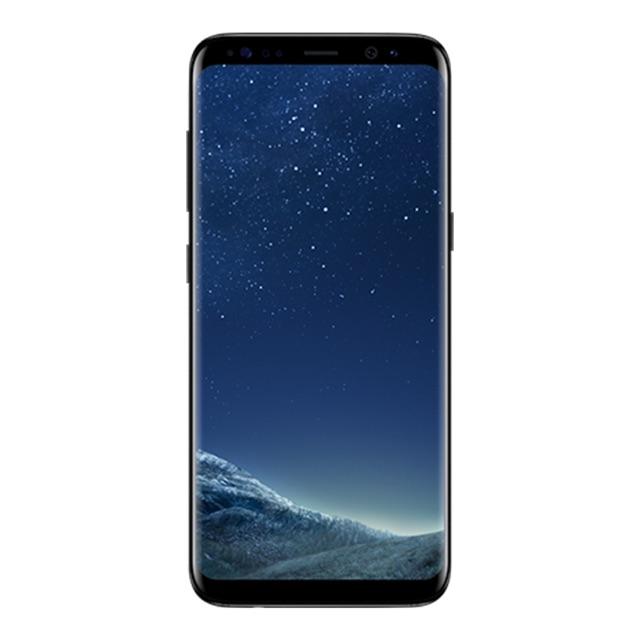 SMARTPHONE (สมาร์ทโฟน) SAMSUNG GALAXY S8 [SM-G950FD] (BLACK)