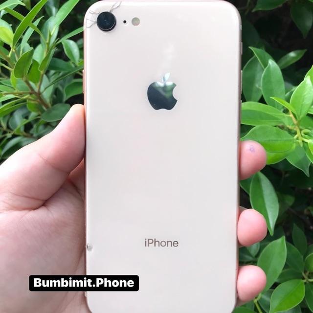 iPhone 8 64gb สีทอง ราคา 6,600฿