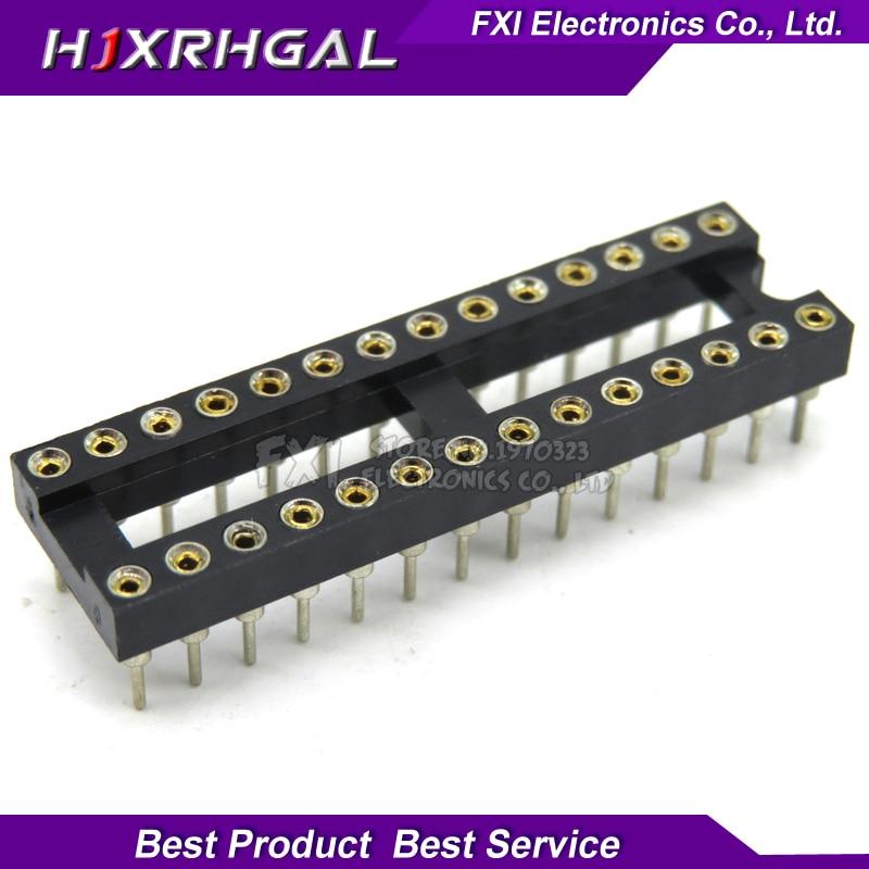 50 PCS 18 PIN 18PIN 2.54mm DIP IC Sockets Adaptor Solder Type